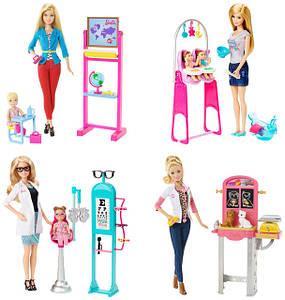 Барбі Кар'єра - Barbie Careers I can be...