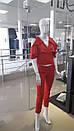 Костюм красный  нарядный VModna KAZKA, фото 2