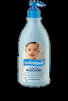 Babylove гель для купания с дозатором reinigendes Waschgel 500ml