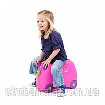 Розовый чемодан для девочки Trunki Trixie, Великобритания