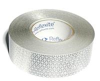 Светоотражающая лента серая , шириной 50мм Reflexite VC104 +