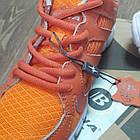 Кроссовки Bona сетка оранжевые размер 37, фото 5