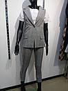 Костюм серый стильный VSV, фото 3