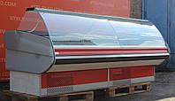 Низкотемпературная витрина «Ариада BH S-150» 2.9 м. (Россия), детали заводские, Б/у , фото 1