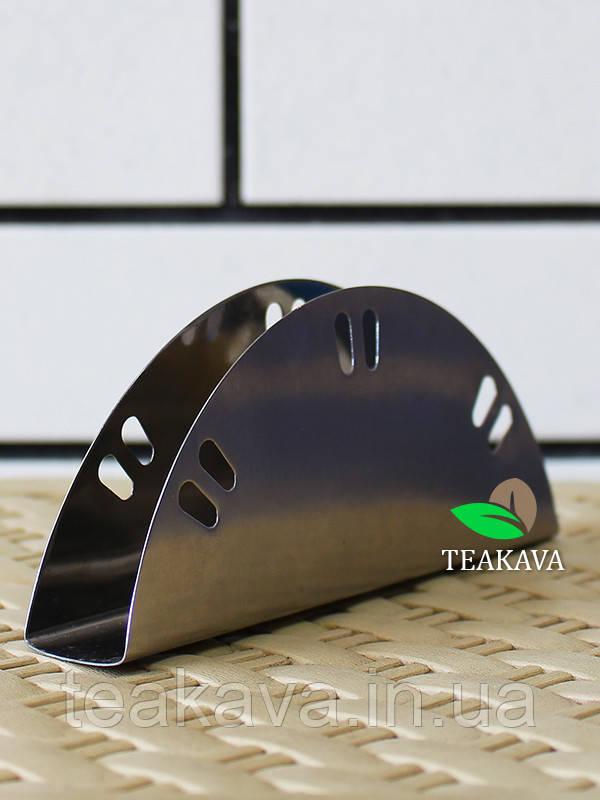 Салфетница, нержавеющая сталь