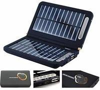 Зарядное устройство на солнечных батареях 3000 мАч portable solar energy
