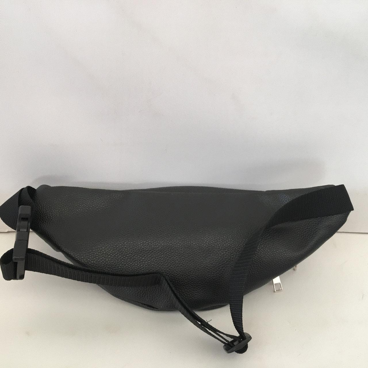 Бананка поясная сумка/ сумка на пояс женская  мужская VLTN экокожа. 3