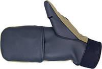 Перчатки-варежки ветрозащитные, отстегивающиеся Norfin 703056