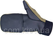 Перчатки-варежки ветрозащитные, отстегивающиеся Norfin Astro 703056