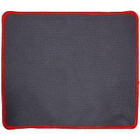 Игровой коврик FANTECH Sven MP25 Black для мыши матовая поверхность для игр геймера текстурированная ткань, фото 2