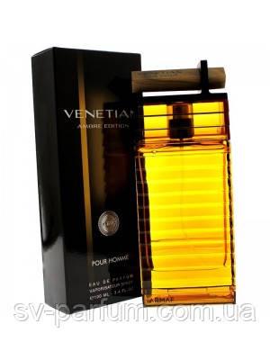 Парфюмированная вода мужская Venetian Ambre Edition 100ml