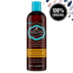 Восстанавливающий шампунь с аргановым маслом HASK Argan Oil Repairing Shampoo, 355 мл