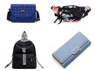 Сумки, рюкзаки, гаманці і клатчі оптом
