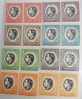 Юго-Западная Африка Серия 1932 г