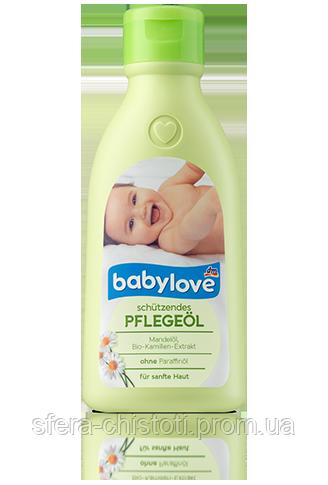 Babylove защитное масло для тела schutzendes Pflegeol 150ml