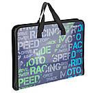 Папка-портфель Kite Racing К19-202-02 А4, фото 3