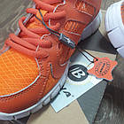 Кроссовки Bona сетка оранжевые размер 39, фото 4