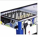 Мульти игровой стол Everton 13в1, фото 6