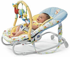 Детские шезлонги, качалки, кресла