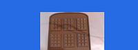 Шоколадка молд мини 2 Д из 6 ти шт
