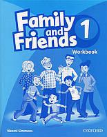 Family & Friends 1. Workbook