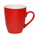 Чашка керамическая Квин 350 мл, розница + опт \ es - 200012, фото 3