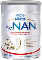 Смесь сухая  Nestle Pre NAN 400 г