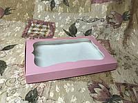 Коробка для пряников / 300х200х30 мм / печать-Пудра / окно-обычн / лк, фото 1