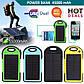 Power Bank Solar 40000 mAh на солнечной батареи, внешний Аккумулятор + powerbank, фото 5