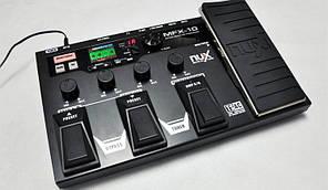 Процессор эффектов NUX MFX-10