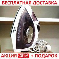 Паровой утюг Lambix LB1906-US нержавеющая сталь подошва 1800W Original size