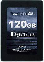 SATA-SSD-MLC 120GB Team L3 DARK (T253L3120GMC101)
