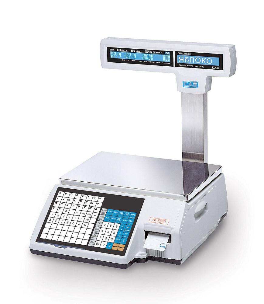 Весы с печатью этикеток: какие бывают и чем отличаются
