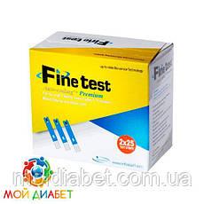 Тест-смужки Finetest premium 50