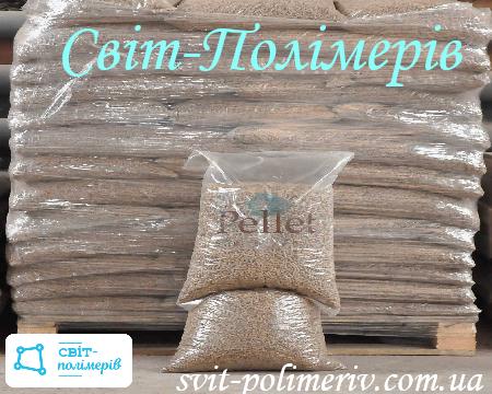 Мішки поліетиленові для пелет 700 х 450 х 95 мкм (на 19 кг) КОМПОЗИТ