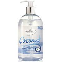 Антибактериальное жидкое мыло Astonish Coconut 500 мл