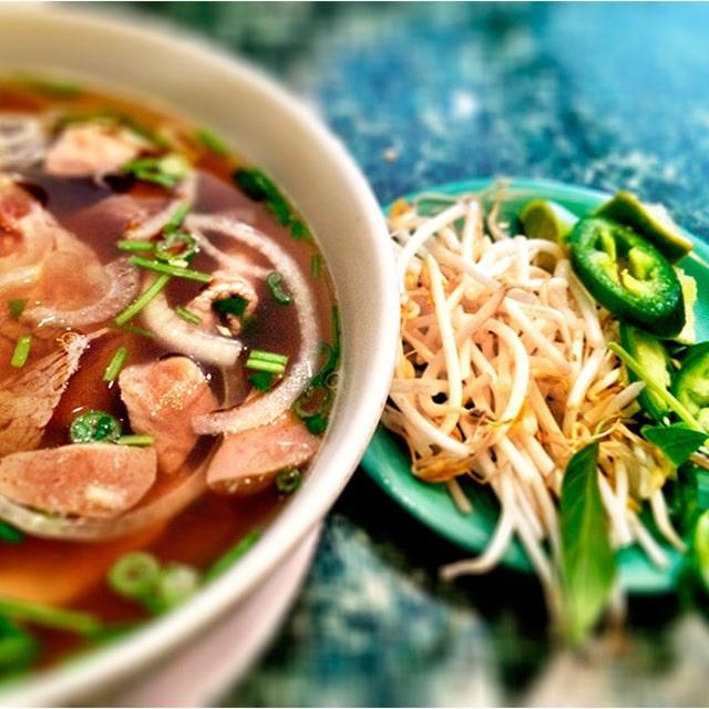 Особенности Вьетнамской кухни