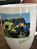 Фарфоровая кружка Volkswagen Mug Beetle, Pop-Art-Style V2 311069601, фото 2