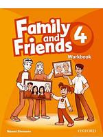 Family & Friends 4. Workbook
