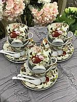 Набор чайный 6 персон Гармония (18 предметов)