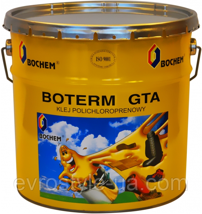 Клей для обуви наирит Ботерм ГТА (BOTERM GTA, ведро 11 кг)