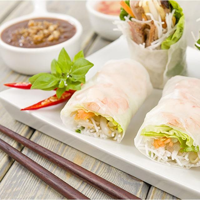 Вьетнамская кухня в Украине