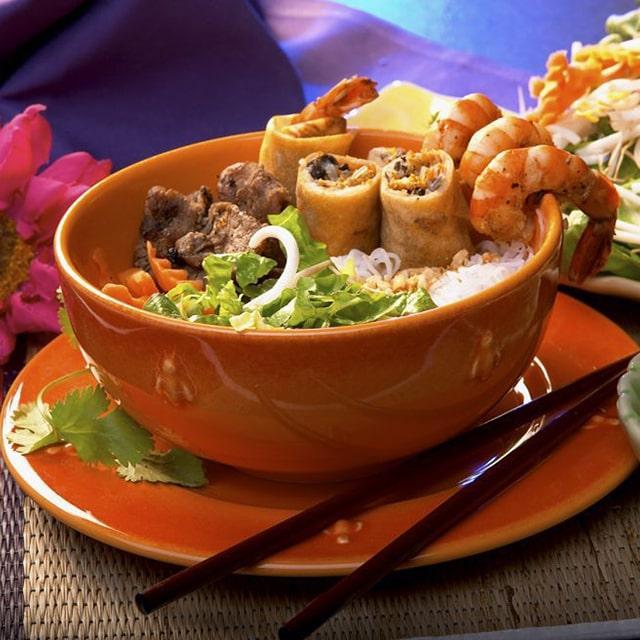 Вкусные вьетнамские блюда