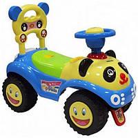 Alexis Машинка-каталка Alexis Babymix 7601 (blue)