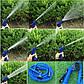 Компактный растягивающийся садовый шланг для полива MAGIC HOSE 22,5m + powerbank, фото 7