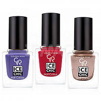 Лак для ногтей Golden Rose Ice Chic Nail Colour