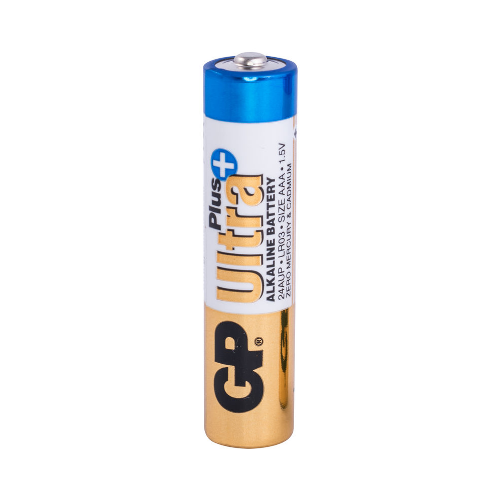 Батарейка GP 24AUP-S2 Ultra Alkaline Plus LR03 AAA