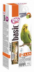 Колосок для волнистых попугаев с киви Lolo Pets