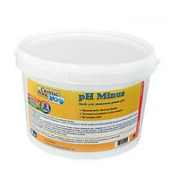 Препарат для снижения уровня рН (гранулы) Crystal Pool pH Minus 5 кг. 1105