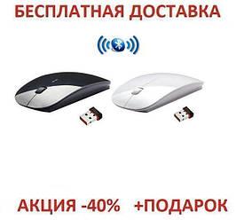 Мышь Bluetooth Aplle Copy Блютуз Епл Копия Оriginal size Мышки для компьютера USB мышь Мышка для ноутбука